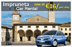 Impruneta Car Rental